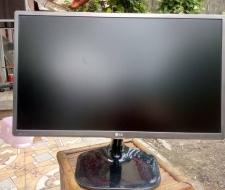 màn hình LG 24mp56 cũ Led IPS Full hd viền titan