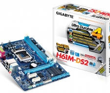Gigabyte H61m-ds2 3.0 Cũ Zin