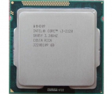 Cpu intel i3 2120 Socket 1155 cũ