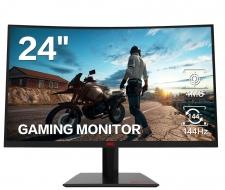 Màn hình cong HKC GF40 144hz Curved Gaming