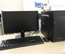 Bộ máy tính Cpu i3-4160,Ram 4G,SSD 120G,Màn hình 20inch
