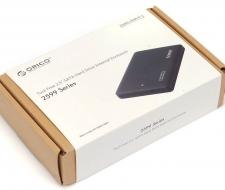 Box orico usb 3.0