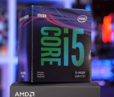 CPU Intel Core i5-9400F FULL BOX