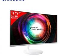 Màn hình Samsung 32 inch LC32F391FW (Cong, màu trắng)