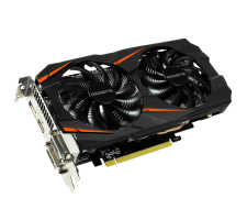 GIGABYTE GTX1060 3GD5 2FAN