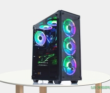 Case chiến PUBG stream B360/i3-9100/Ram 8G DDR4/Vga RX470 4GB/SSD 128GB