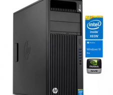 HP WorkStation Z440/ Xeon E5-2678v3, SSD 240G, Quadro M4000 8GR5, DDR4 32G, HDD 1TB