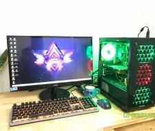 Bộ chiến PUBG, đồ họa Main H81,Cpu Xeon 1220 V3,RAM 8G,RX 570 4GD5,SSD 120G,Màn hình 22inch