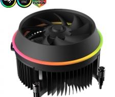 Tản Nhiệt CPU AIGO SHADOW Led RGB Tương thích Socket 1151/1150/1155/1156