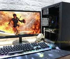 Bộ máy tính chơi PUBG - GTA5, Màn hình 22inch Led Full HD Giá rẻ - PUBG-GTA5
