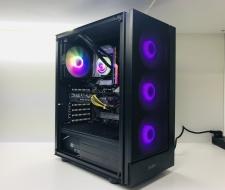 CASE PC I3-10100F , RAM 8G, SSD 128G, GTX1650 4G