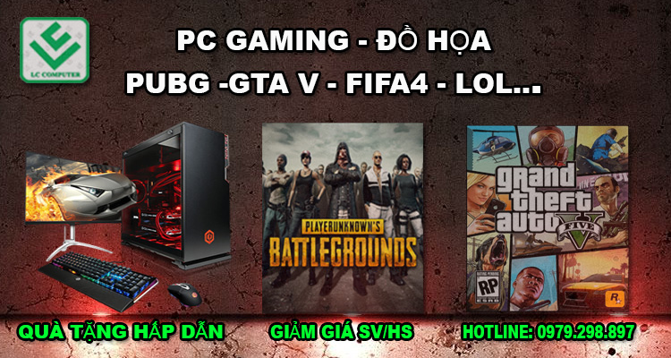 PC gaming - do hoa