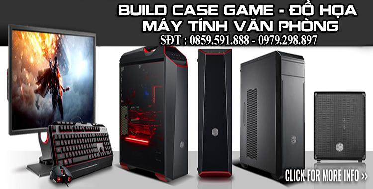 BUILD CASE GAME