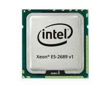 INTEL XEON E5-2689 V1 (20M, 2.6GHZ TURBO 3.6GHZ) CORE 8/16 (SOCKET 2011 V1)