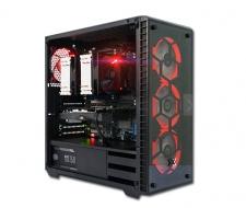 CASE GIẢ LẬP NOX - XEON E5 2689V1 | 32GB | RX550 4G | 256G M2 NVME
