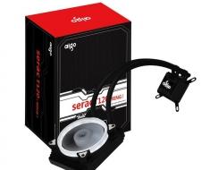 AIGO SERAC T240 (RING) - Tản nhiệt nước 1Fan