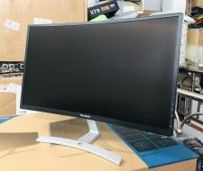 Màn hình LED Viewsonic VX2416-SC Cong Cuverd