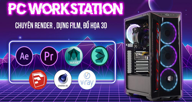 PC WORKSTATION